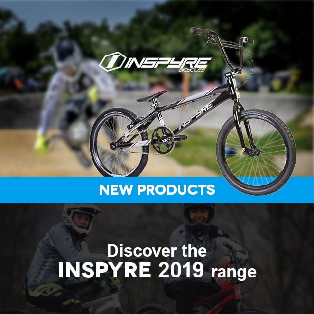 INSPYRE 2019 new products