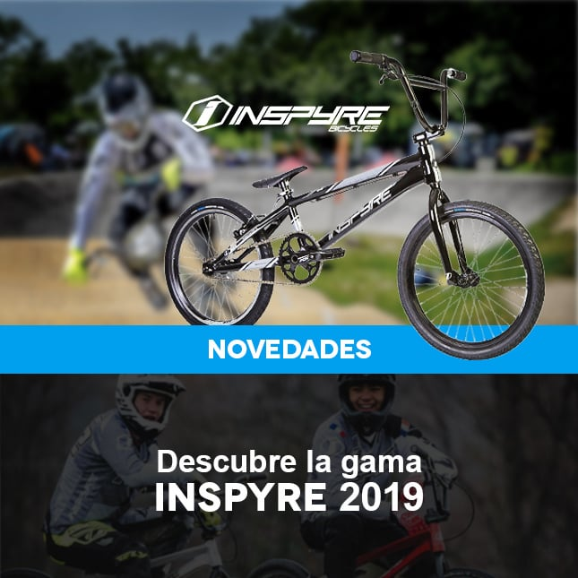 ¡Novedades INSPYRE 2019!
