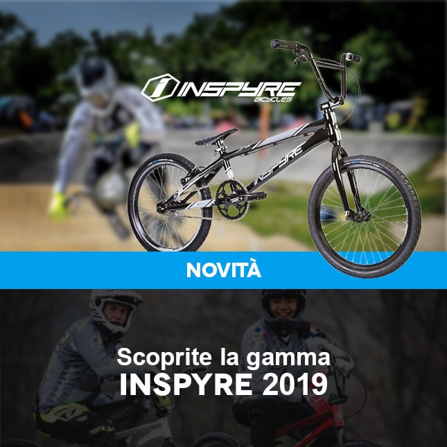 Novità INSPYRE 2019!