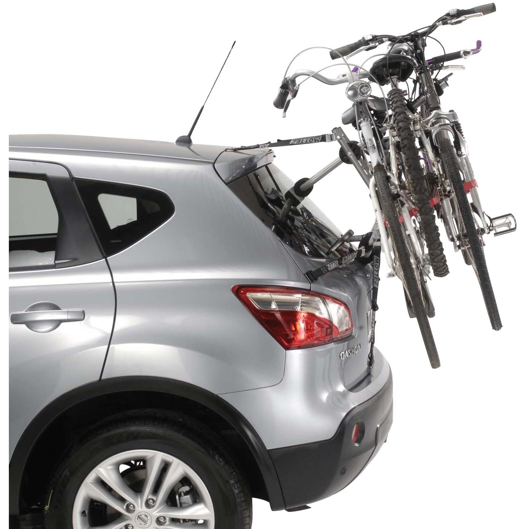 Porte-vélos Ride Simple E-Bike sur hayon 3 vélos attelage vélo sur hayon porteur