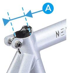 design distinctif nouveau sélection outlet Comment choisir son collier de selle de vélo de Route ...