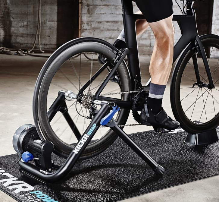 Home trainer VS Rouleaux