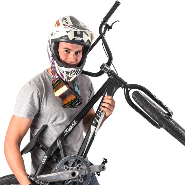 Roberto Expert BMX Probikeshop