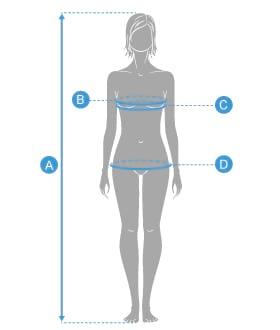 Schema-sizing_Femme_ABCD-taille-poitrine-souspoitrine-hanche