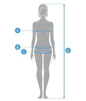 Schema-sizing_Femme_ABCD_pointrine-taillle-hanche-hauteur