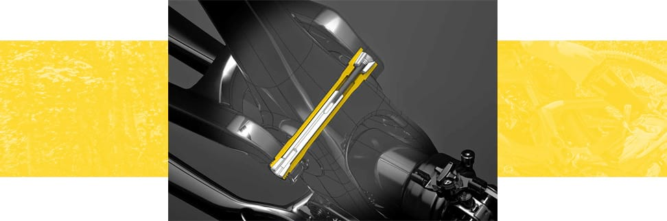 LOCKR Expanding Axle System