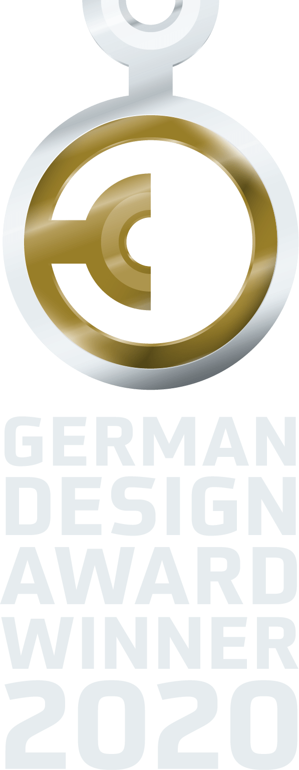 German Design Award - Winner 2020