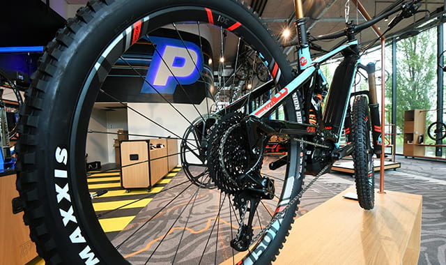 Showroom - Probikeshop Concept Store - Lyon