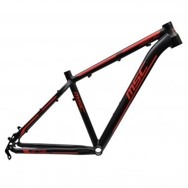 "Cuadro de Mountain Bike MSC MERCURY ALU 27,5"" Negro/Rojo"