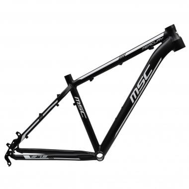 "Cuadro de Mountain Bike MSC MERCURY ALU 27,5"" Negro/Blanco"