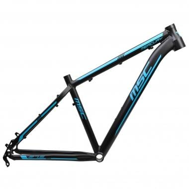 "Cuadro de Mountain Bike MSC MERCURY ALU 27,5"" Negro/Azul"