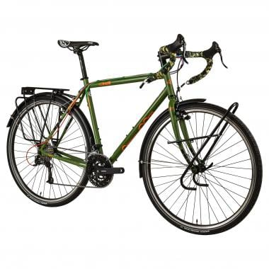 Bicicleta de viaje CINELLI HOBOOTLEG Verde 2019