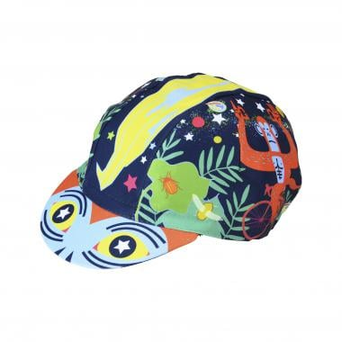 Casquette CINELLI JUNGLE ZEN Noir/Jaune 2020