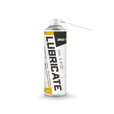 Lubrifiant BIKE7 Conditions Sèches (500ml)