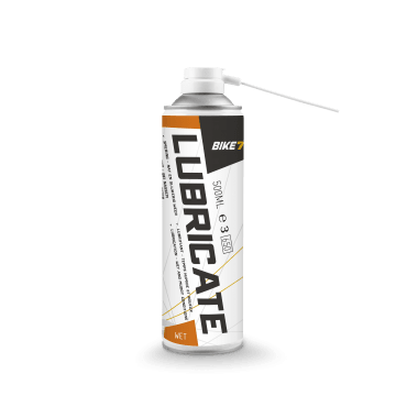 Lubrifiant BIKE7 Conditions Humides (500ml)