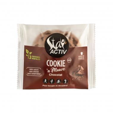 Cookie Protéiné STAY'ACTIV Pépites de Chocolat Noir