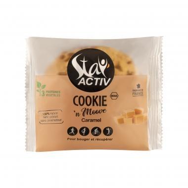 Cookie Protéiné STAY'ACTIV Éclats de Caramel au Beurre Salé