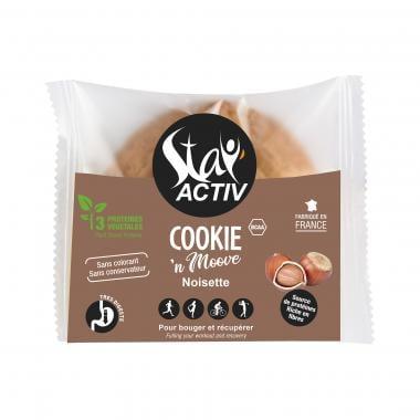 Cookie Protéiné STAY'ACTIV Noisette