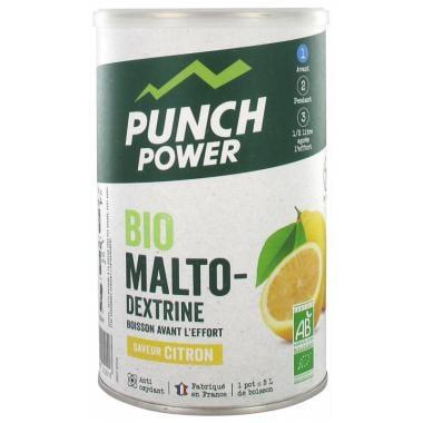 Boisson Énergétique PUNCH POWER BIOMALTODEXTRINE Citron (500 g)