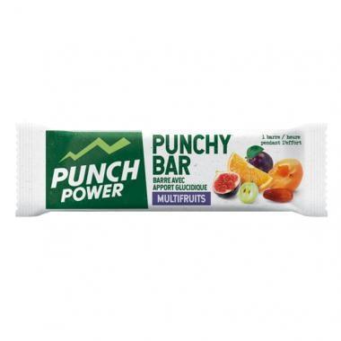 Barre Énergétique PUNCH POWER PUNCHYBAR Multifruit (30g)