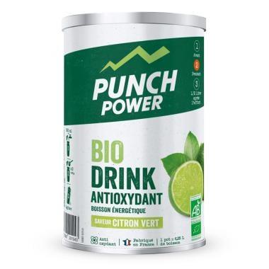 Boisson Énergétique PUNCH POWER BIODRINK ANTIOXYDANT Citron Vert (500 g)