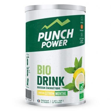 Boisson Énergétique PUNCH POWER BIODRINK Citron/Menthe (500 g)