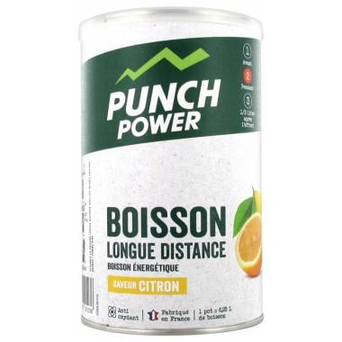 Boisson Énergétique PUNCH POWER LONGUE DISTANCE Citron (500 g)