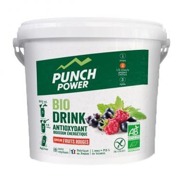 Boisson Énergétique PUNCH POWER BIODRINK ANTIOXYDANT Fruits Rouges (3 kg)