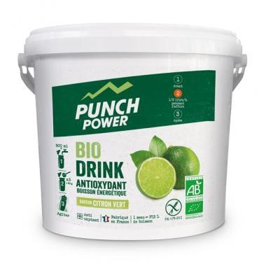 Boisson Énergétique PUNCH POWER BIODRINK ANTIOXYDANT Citron Vert (3 kg)