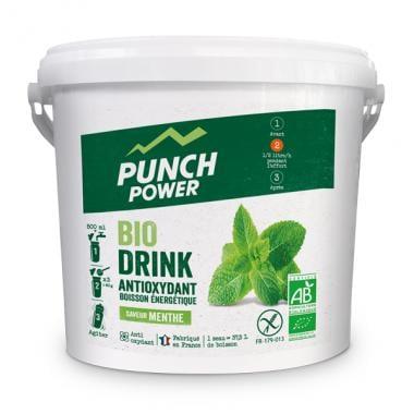 Boisson Énergétique PUNCH POWER BIODRINK ANTIOXYDANT Menthe (3 kg)