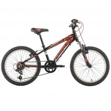 "Mountain Bike DIAMOND PRO 20"" Negro/Rojo/Blanco"
