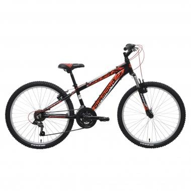 "Mountain Bike DIAMOND PRO 24"" Negro/Rojo/Blanco"
