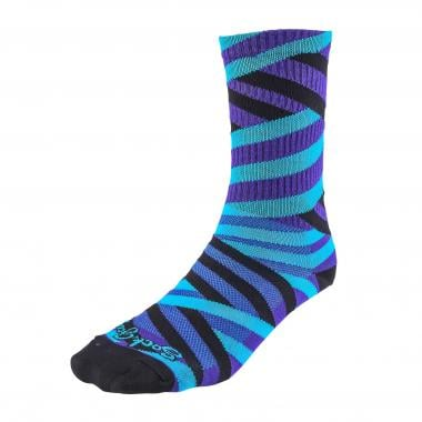 Socken SOCK GUY MATRIX Blau