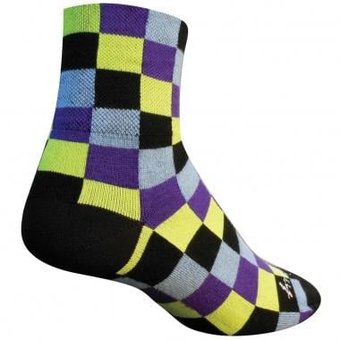 Chaussettes SOCK GUY DANCE FLOOR Multicolore
