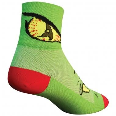 Chaussettes SOCK GUY MONSTER Vert