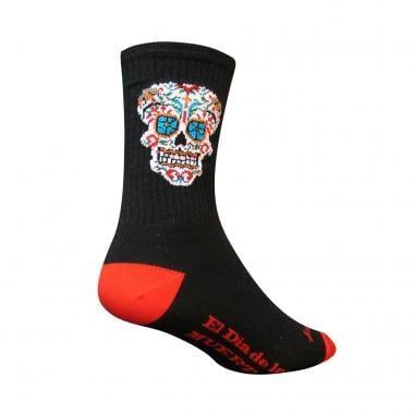 Calcetines SOCK GUY EL DIABLO Negro/Rojo