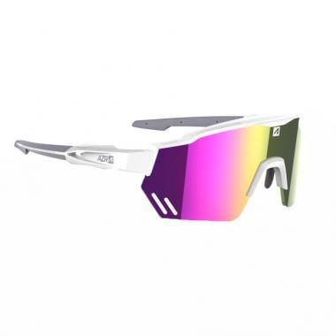 Lunettes AZR RACE RX Blanc Iridium Violet 2021