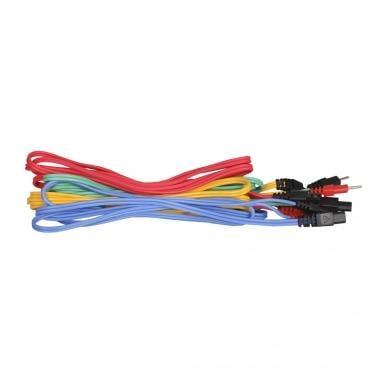 Cables para electroestimulador COMPEX FIL (x4)