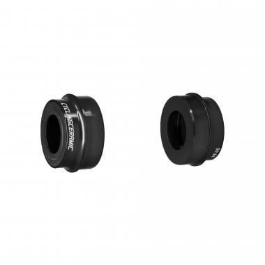 Boîtier de Pédalier CYCLINGCERAMIC PF30 Shimano Noir