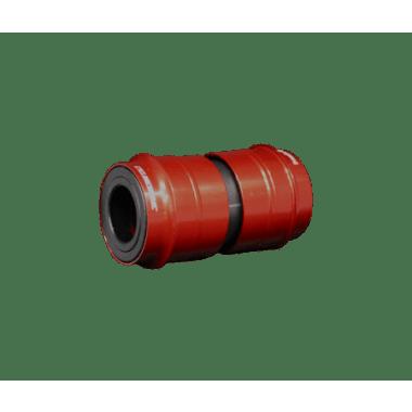Boîtier de Pédalier CYCLINGCERAMIC PF30 Sram GXP Rouge