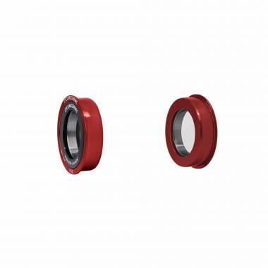Boîtier de Pédalier CYCLINGCERAMIC PF30 Rouge