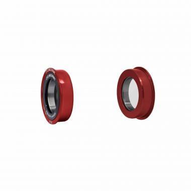 Boîtier de Pédalier CYCLINGCERAMIC PF 46-30 Rouge