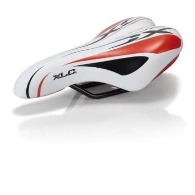 Selle XLC SA-C01 Enfant Blanc/Rouge