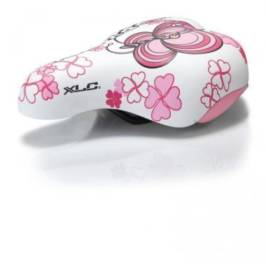 Selle XLC SA-C02 Enfant Blanc/Rose
