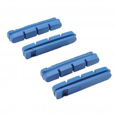Lote de dos pares de zapatas XLC RP-R01 Shimano Carbono