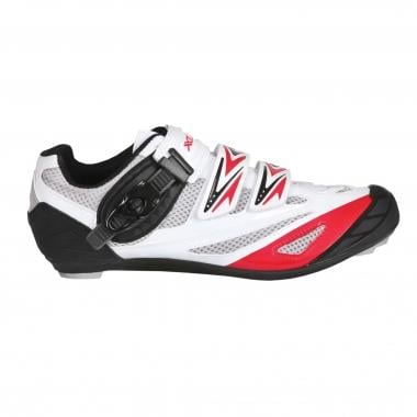 XLC CHRONO 11 Road Shoes White/Grey/Red