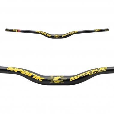 Cintre SPANK SPIKE 800 VIBROCORE TEAM EDITION Rise 30 mm 31,8/800 mm Noir/Jaune