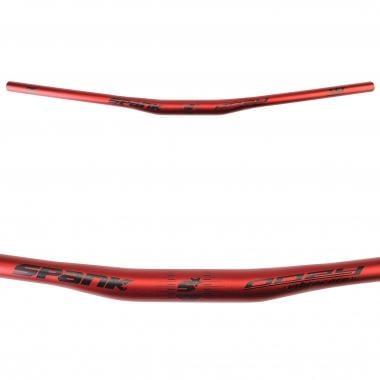 Manubrio SPANK OOZY VIBROCORE Rise 15 mm 31,8/760 mm Rosso