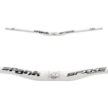 Manillar SPANK SPIKE EVO 800RACE Rise 15 mm 31,8/800 mm Blanco