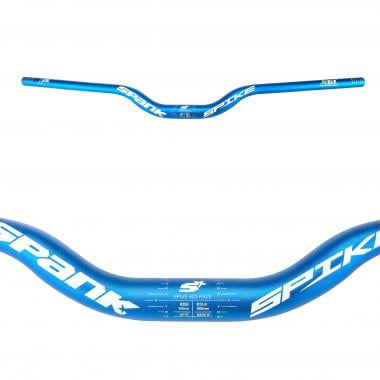 Cintre SPANK SPIKE 800 RACE Rise 50 mm 31,8/800 mm Bleu